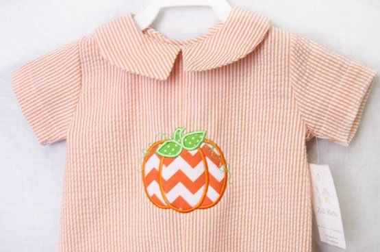 Pumpkin Patch Outfit,  Baby Boy Thanksgiving Outfits 292752 - product images  of