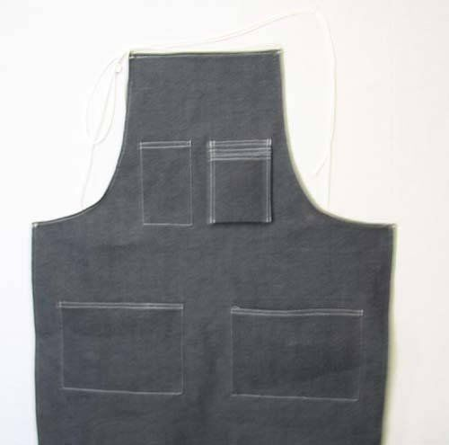 Denim Apron, Denim Work Aprons, Industrial Apron 292970 - product images  of