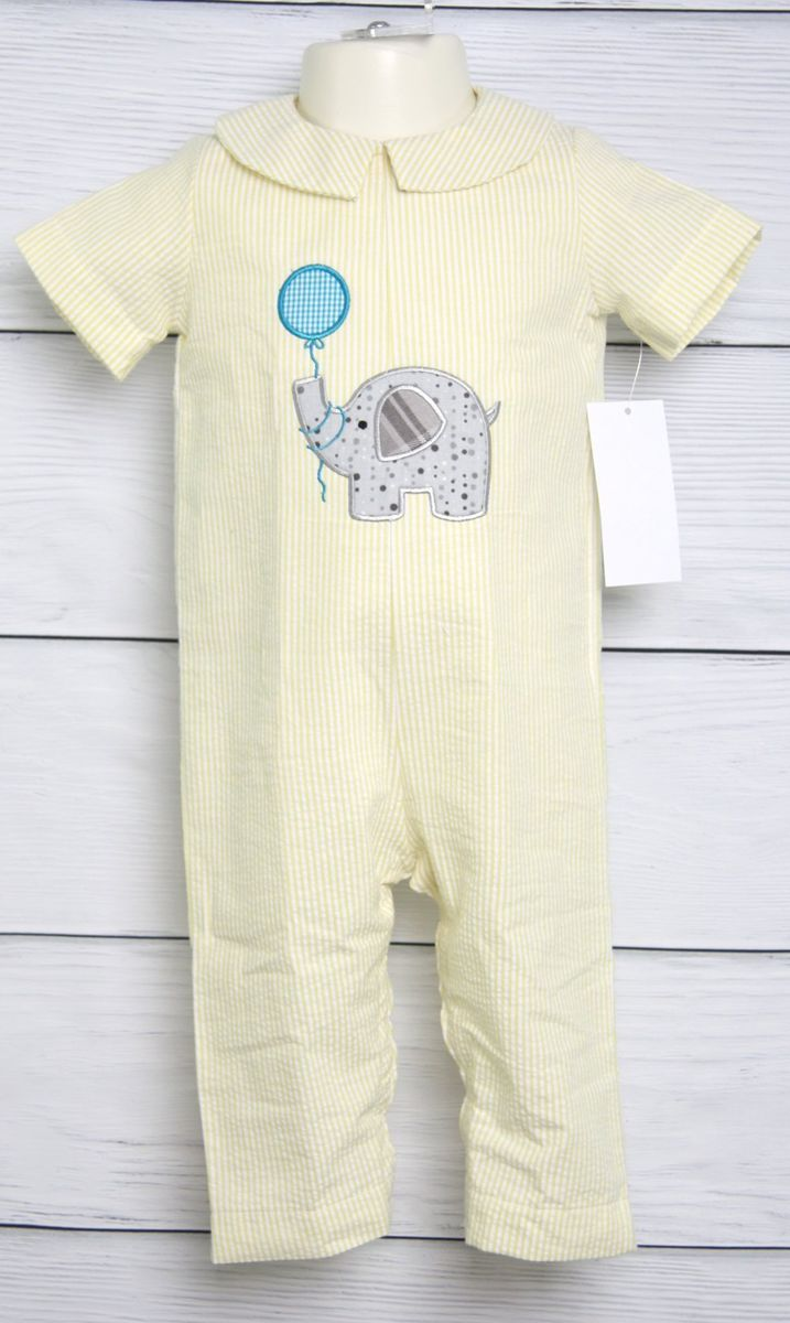 Baby Boy Birthday Outfit 1st First