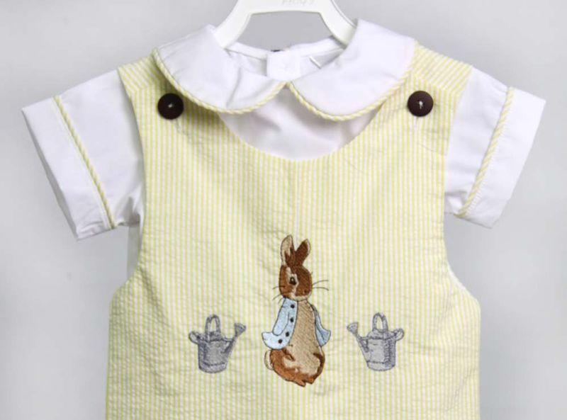 Toddler Boys Easter Clothing, Easter Jon Jon, Easter Pictures Outfit, Peter Rabbit Outfit 292776 - product images  of