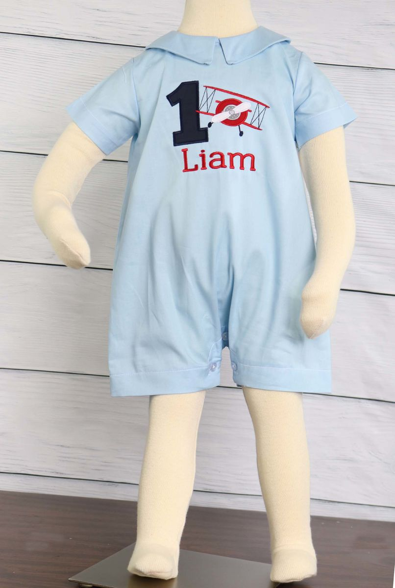 Baby Boy First Birthday Outfit 2nd Party 3rd 293048