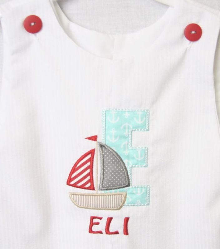 Baby Boy Sailor Outfit, Baby Sailor Suit 292590  - product images  of