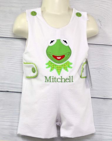 Kermit,the,Frog,Birthday,Clothes,,Cake,Smash,Outfit,Zuli,Kids,Clothing,292608,Baby Boy Clothes - KERMIT THE FROG - FROG BIRTHDAY SHIRT - BIRTHDAY OUTFITS FOR BABY | BOYS FIRST BIRTHDAY | FIRST BIRTHDAY OUTFIT | BABY BOY BIRTHDAY ROMPERS