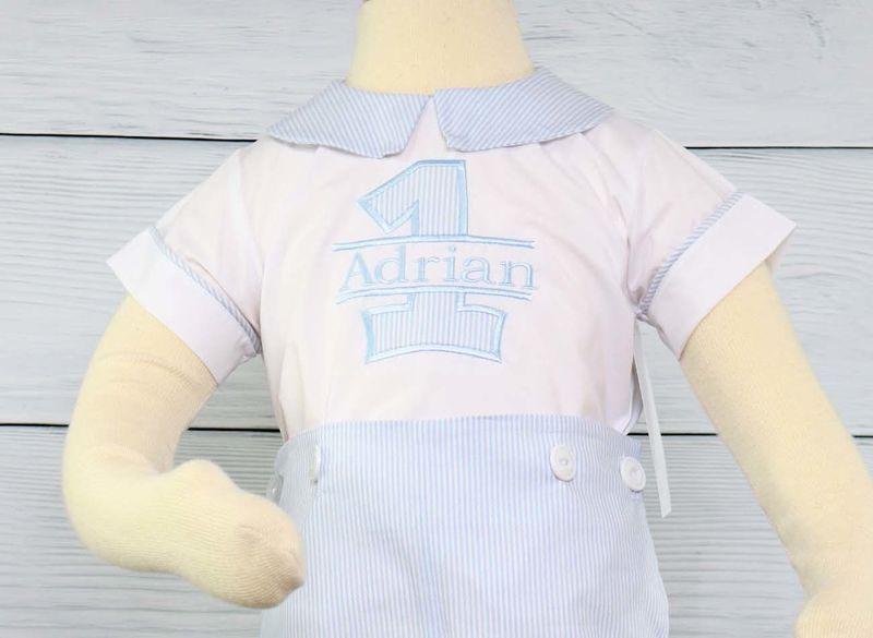7174beacd 1st birthday Boy Outfit,First Birthday Boy, First Birthday Outfit, First  Birthday Shirt, Boys first Birthday Outfit, Baby Boy Clothes 292984 - Zuli  Kids ...