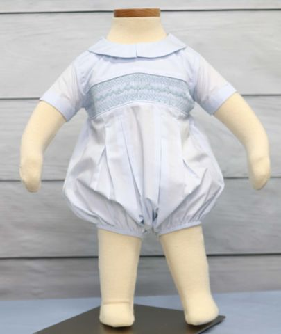 Infant,Boy,Smocked,Baptism,Outfit,Baby,Bubble,Romper,,Suit,,Clothes,,412601,-,CC169,Children,Bodysuit,Smocked_Baby_bubbles,Baby_boy_Clothes,Baby_Bubble_Suit,Smocked_Outfit,Smocked_Romper,Smocked_Baby_Clothes,Easter_Outfit,Infant_Boy_Smocked,Smocked_Baptism,Baptism_Outfit,Baby_Bubble_Romper,Boy_Bubble,Smocked_rompers,Poly Cotton