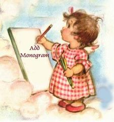 Monogram,Clothing,Children