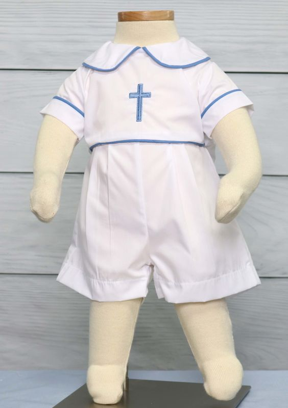 Boys Christening Outfits | Baptism Outfits for Boys 293592 - product images  of