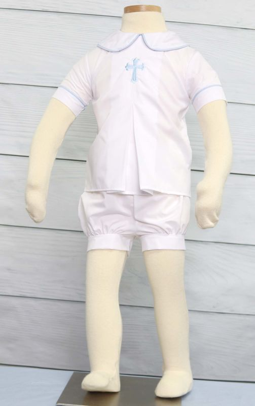 Toddler Boy Christening Outfit, Baptism Outfits for Boys 293961 - product images  of