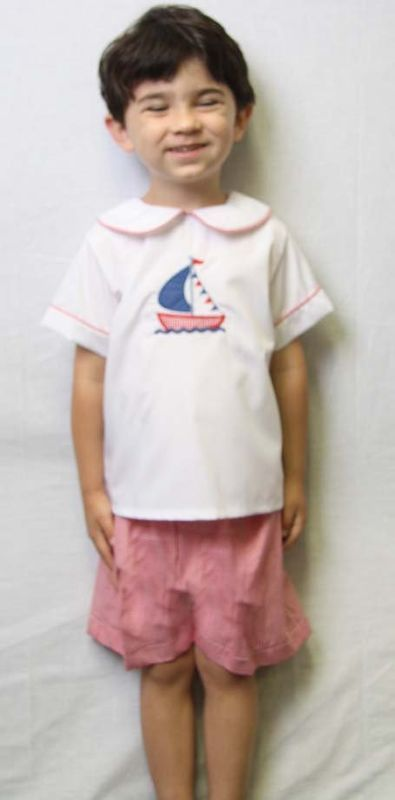 Sailor Outfit for Toddler Boy - Zuli Kids 292448 - product images  of