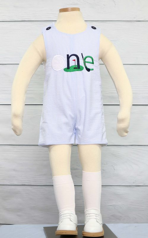 Baby Golf Clothes, Baby Golf Outfit, Baby Boy Golf Outfit 293989 - product images  of
