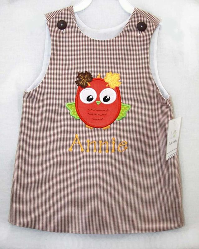 Babys First Thanksgiving Outfit, First Thanksgiving Outfit Girl 292306 - product images  of