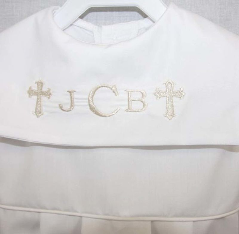 Baby Boy Baptism Outfit, Baptism Clothes, Zuli Kids 292228 - product images  of