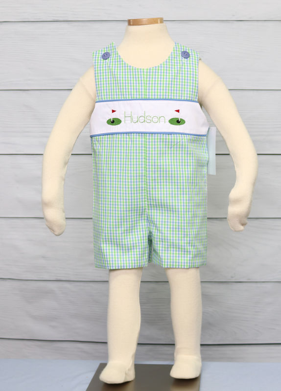 Baby Golf Clothes, Baby Golf Outfit, Baby Boy Golf Outfit 293795 - product images  of