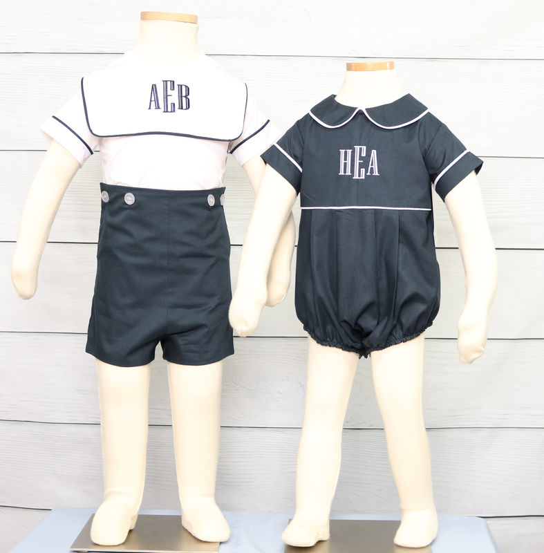 Baby Boy Baptism Outfits,Baby Boy Clothes, Baby Boy Wedding Outfit 293429 - product images  of