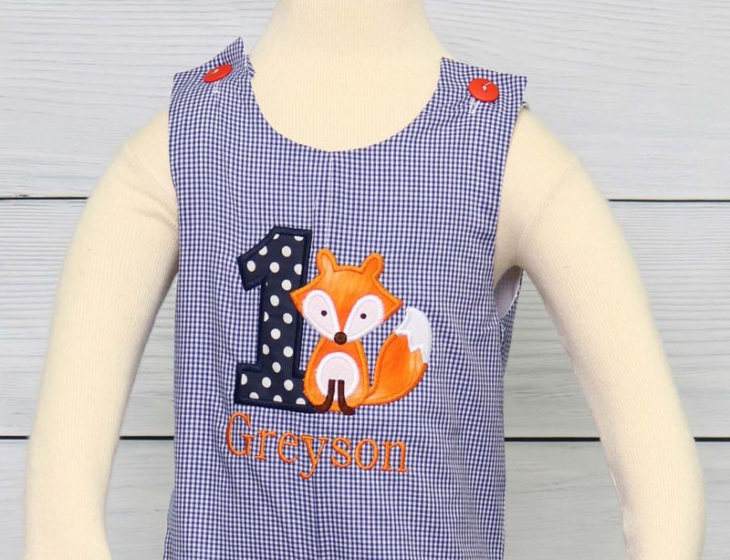 First Birthday Boy Outfit, Woodland Birthday, Woodland Birthday Party 293903 - product images  of