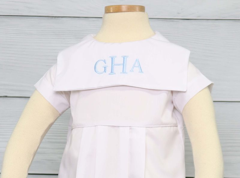 Baby Boy Dedication Outfit, Boy Baptism Outfit 292216 - product images  of