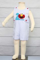 Baby,Boy,First,Birthday,Outfit,,Sesame,Street,1st,Outfit,294011,Clothing,Children,Baby_Boy_Clothes,Baby_Boy_First,First_Birthday,Birthday_Outfit,Toddler_Birthday,Clothes_Unique,Sesame_Street,Baby_Shortall,Elmo_Birthday,1st_Birthday_Boy,Boy_Shortalls,Toddler_Clothes,Big_Bird,Cotton Blend Fabric
