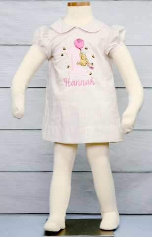 Baby,Girl,First,Birthday,Outfit,,Classic,Winnie,the,Pooh,,Dress,294096,First_birthday, classic_winnie_pooh_1st_birthday_outfits_ girl, baby_girl_clothes,Clothing,Children,Baby_Easter_Dress,Outfits_For_Girls,Dresses_for_Girls,1st_Birthday_Girl,Birthday_Girl_Outfit,Little_Girl_Birthday,Girl_Birthday_Outfit,Time_Flies_Bir