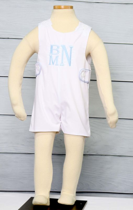 Baby Boy Baptism Outfit, Baby Boy Christening Outfit, Zuli Kids 293548 - product images  of