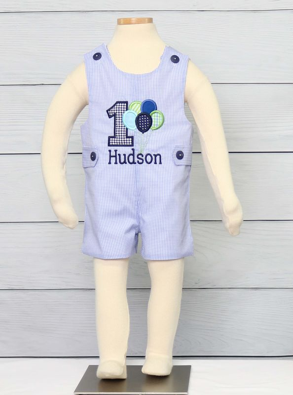 Airplane Birthday Party, First Birthday Outfit Boy 294288 - product images  of