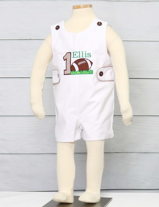 Football Birthday Party, Baby Boy First Birthday Outfits, Football Theme Birthday Party 293136 - product images  of