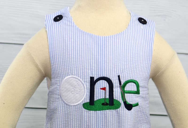 Baby Golf Clothes, Baby Golf Outfit, Baby Boy Golf Outfit  294308 - product images  of