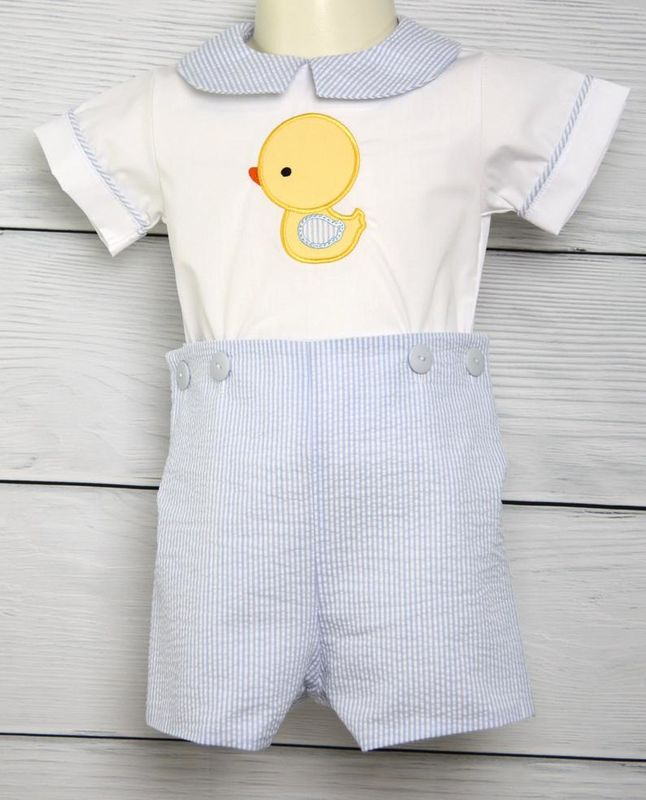 Toddler Boy Easter Outfit, Babys First Easter, Zuli Kids  293793 - product images  of