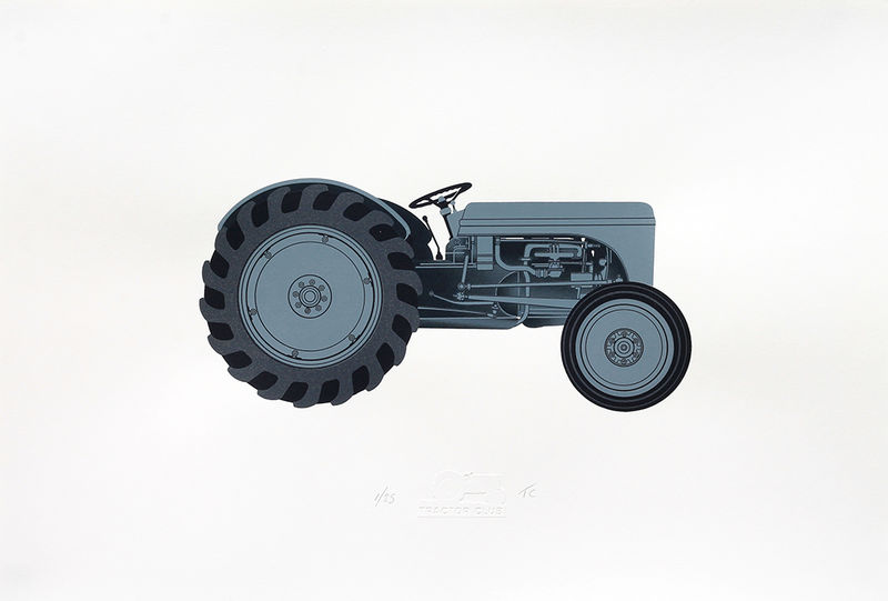 Ferguson TE20 (Classic Grey) - product images  of