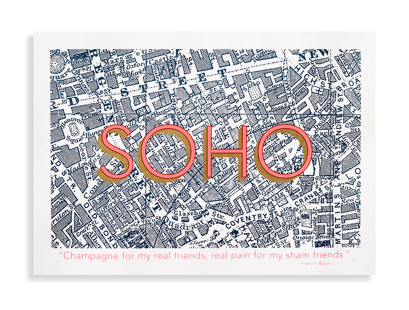 Soho (Francis Bacon edition) - product images  of