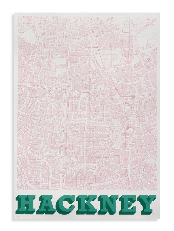 Hackney (Taupe Pink / Hookers Green / Mint) - product images  of