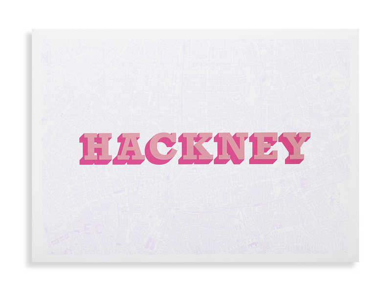 Hackney (Dusky Pink / Magenta) - product images  of