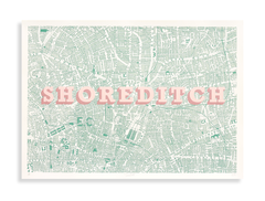 Shoreditch,(Green,&,Pink)