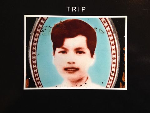 Trip,Book Southeast Asia Vietnam Laos Thailand music field recordings photobook CD