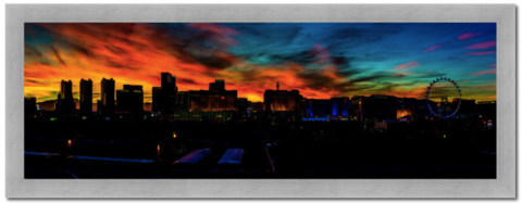 Las,Vegas,by,Night,Photography, Fotografie, Amerika, USA, High-Quality Paper, Art, Digital Art, Las Vegas, Strip