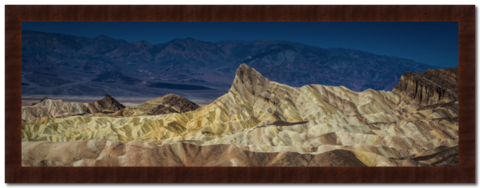 Zabriskie,Point,Photography, Fotografie, Amerika, USA, High-Quality Paper, Art, Digital Art, Zabriskie Point, Death Valley