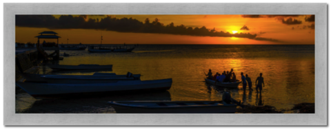 Sunset,in,Paradise,Photography, Fotografie, Indonesien, High-Quality Paper, Art, Digital Art, Wakatobi Island, Sonnenuntergang, sunset