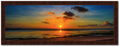 Sunset,Wakatobi,Photography, Fotografie, Indonesien, High-Quality Paper, Art, Digital Art, Sonnenuntergang, sunset