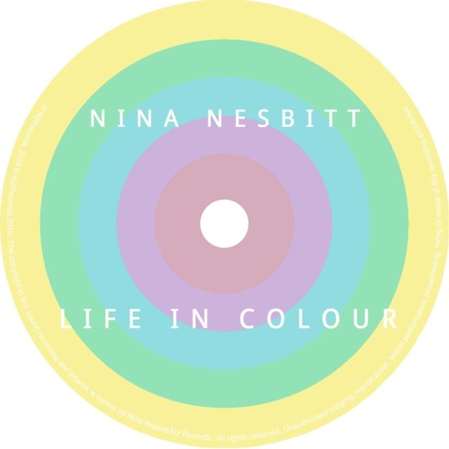 LIFE IN COLOUR EP  - product image