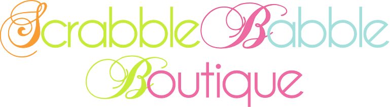 Scrabble Babble Boutique
