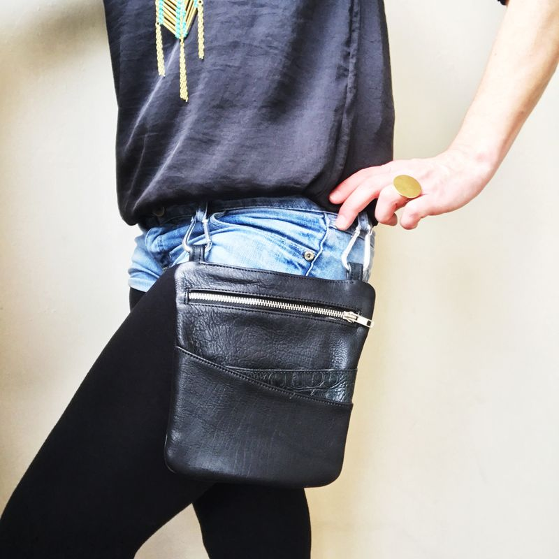 KHOL money belt: for traveling, every day living, dancing and festivals - product images  of
