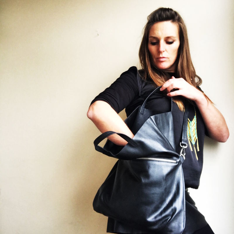 LOUH black handbag: the essential one - product images  of
