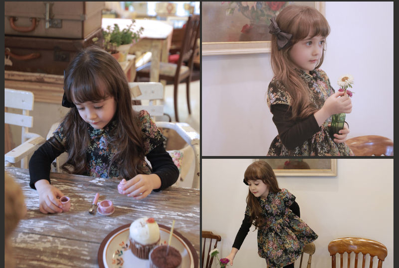 Diane black Vestido tall 8 años - product images  of