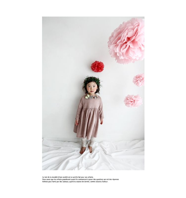 Courtly Lauren Dress- Indi Pink 2años - product images  of