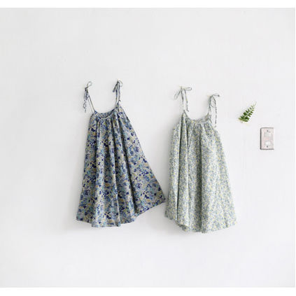 Muz Blossom Dress - Verde - product images  of