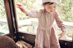 Bellun,One-piece,sweven, therabbithat, the rabbit hat, vestido, ropa para niñas