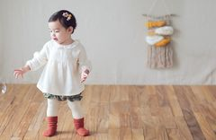 Swane,Blusa,-,Ivory,6/12mes,happy prince, ropa coreana, ropa de bebes, bloomer, the rabbit hat