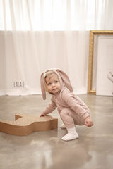 Rabbit,Suit,-,Pink,The rabbit hat, lala, mameluco, rabbit suit, ropa infantiles, ropa coreana