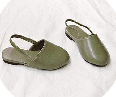 Entoir Sandals Green 18cm - product images  of