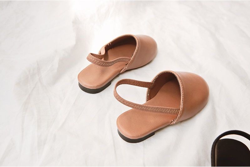 Entoir Sandals Brown 18cm - product images  of