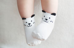 Animal,Socks,-,Blanco